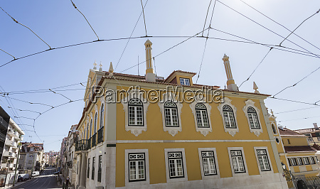 lisbon palace of the count of