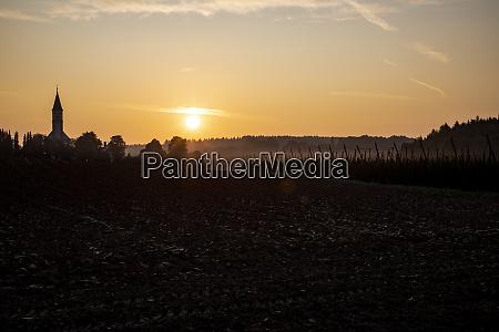 landscape bavaria