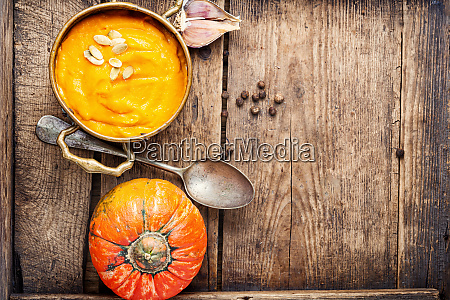 pumpkin vegan soup