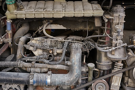 bus engine problem