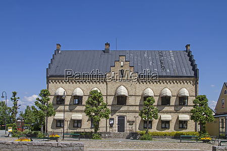town hall in bastad