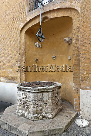 water well rome