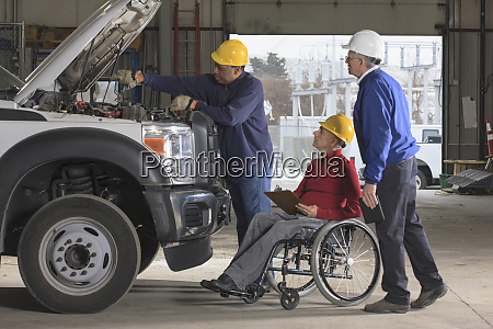 power plant engineers one with spinal