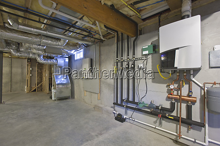 heating and ac system photovoltaic inverter