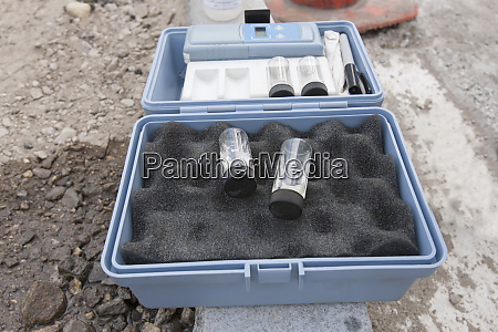 water sample kit for public water