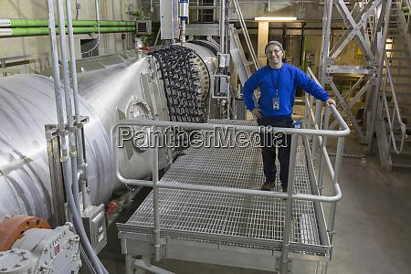 water treatment plant ultraviolet ionization treatment