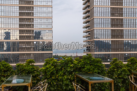 view of the metropolis from the
