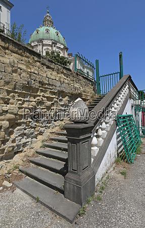 stairway naples