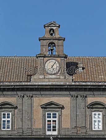 naples clock