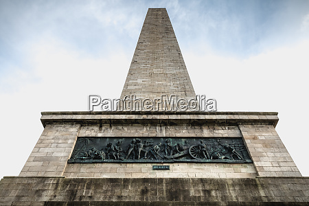 wellington testimonial obelisk in the phoenix