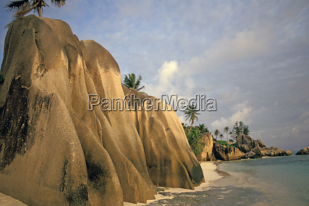 africa seychelles la digue island point
