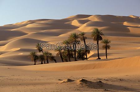 africa libya ubari sand dunes