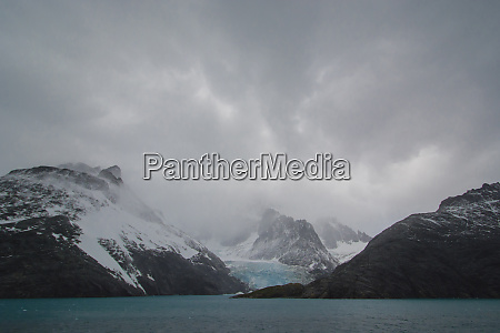 south georgia drygalski fjord