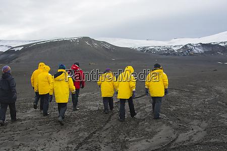 antarctica south shetland islands deception island