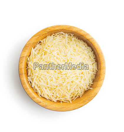 tasty grated cheese parmesan cheese
