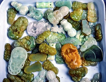 chinese replica of jade jewelry panjuan
