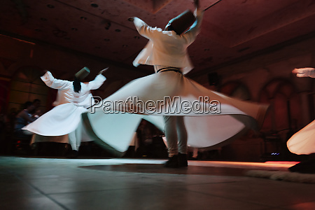 whirling dervishes dancing istanbul turkey