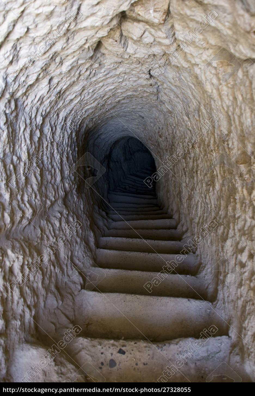 vardzia, cave., monastery, in, georgia, , caucasus - 27328055