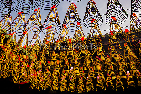 pagoda tet festival new year celebration