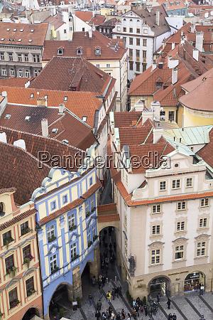 czech republic bohemia prague prague central