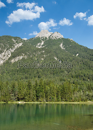 lake pillersee near sankt ulrich am