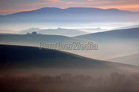 europe italy val d orcia il