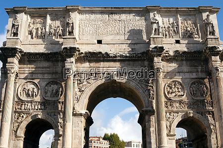 arch of constantine arco di costantino