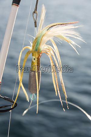 italy sardinia ocean fishing lure