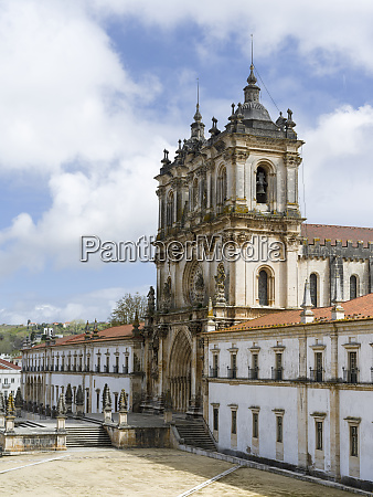 the monastery of alcobaca mosteiro de