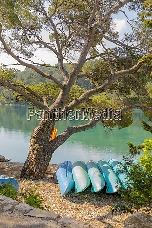 croatia pomena canoes for rent on