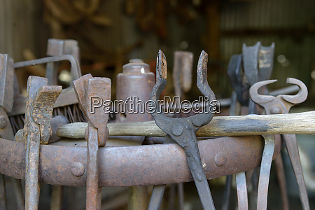 usa arizona jerome old forging tools