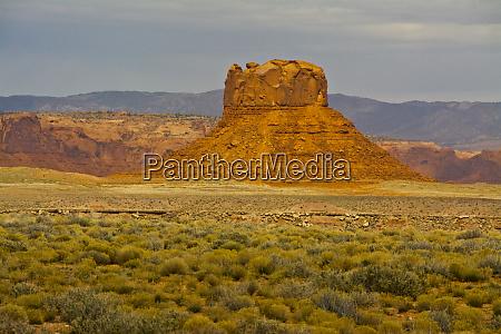 butte navajo nation scenic byway arizona