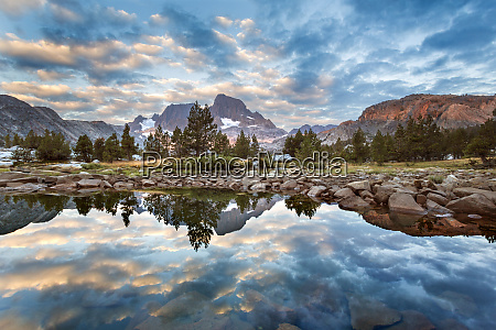 usa california inyo national forest mount