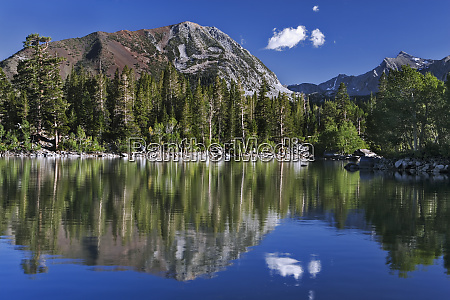 usa california sierra nevada mountains sherwin