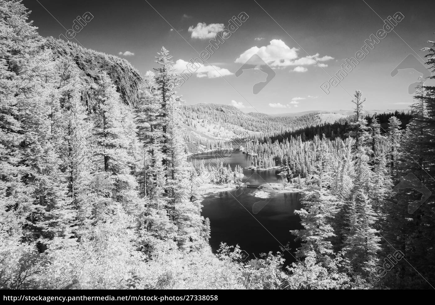 usa, , california, , mammoth, lakes., black, & - 27338058