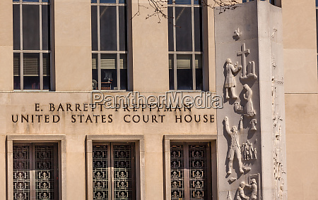 federal district court building dc circuit