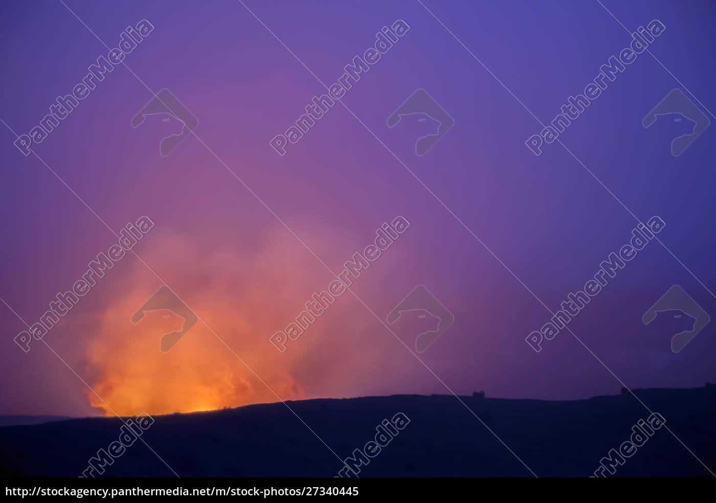usa, , hawaii, , hawaii, volcanoes, national, park. - 27340445