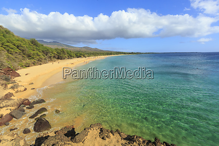 big beach park makena area maui
