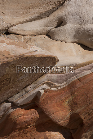usa nevada sandstone rock formations gold