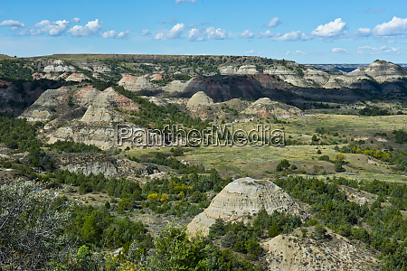 usa north dakota medora theodore roosevelt