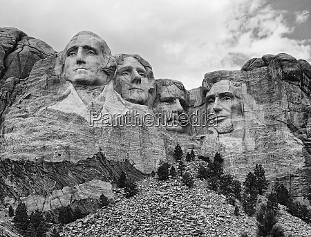 usa south dakota mount rushmore national