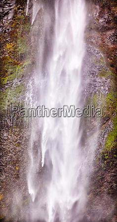 multnomah waterfall columbia river gorge oregon