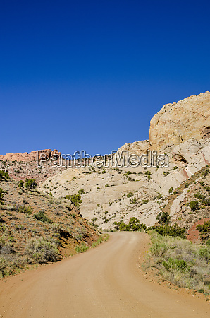 burr trail road capitol reef national