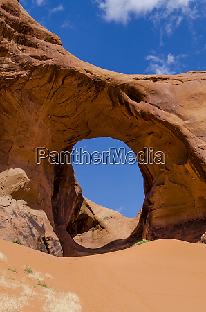 ear of the wind arch monument