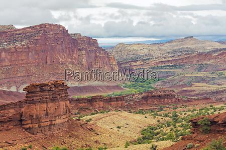 usa utah capital reef national park