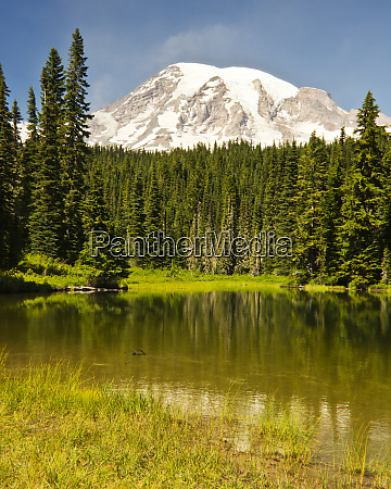mount rainier reflection lakes mount rainier