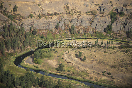 usa washington state palouse curve of