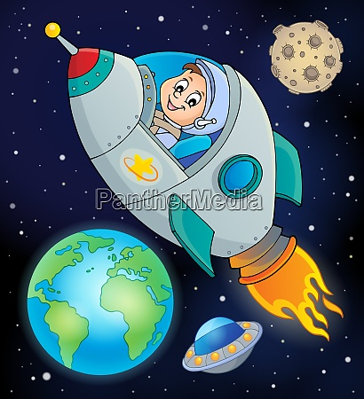 image with space theme 8