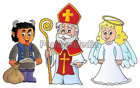 saint nicholas day theme 6