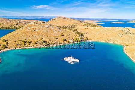 kornati national park yachting tourist destination